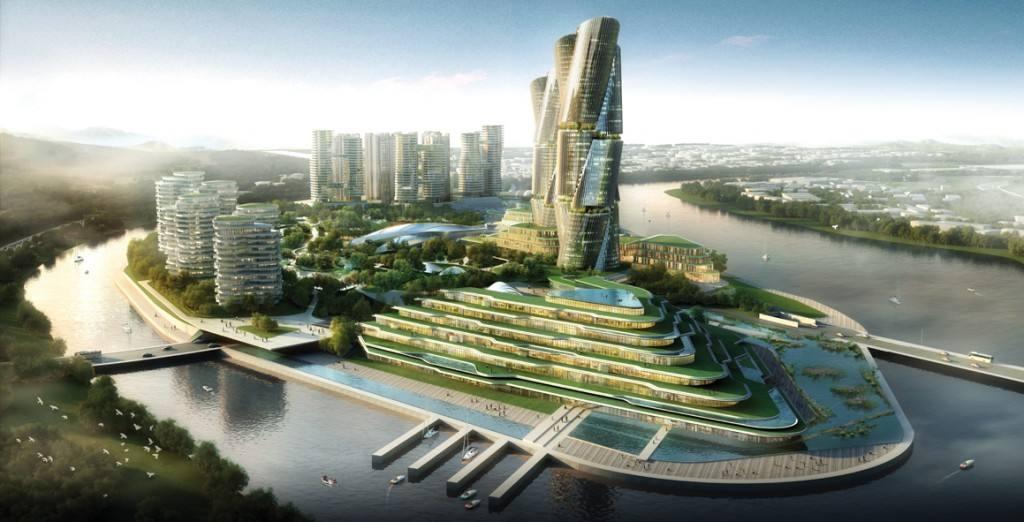 发展绿色建筑 让技术创新为住宅注入绿色活力
