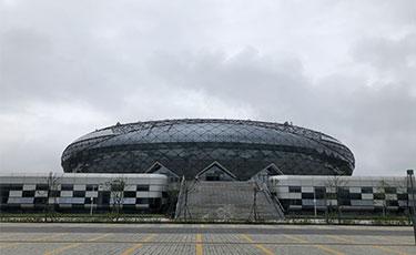 渠县体育馆